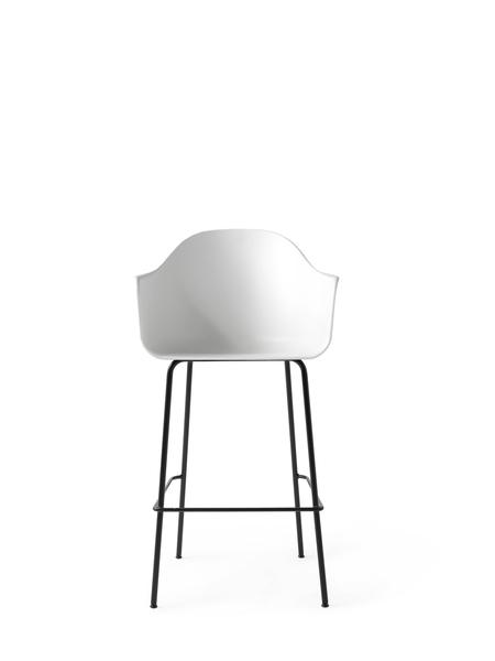 Köp Harbour Counter Chair Black Steel Base från Menu