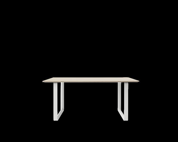 7070 Vit 170x85 cm Matbord | Muuto | Länna Möbler | Handla