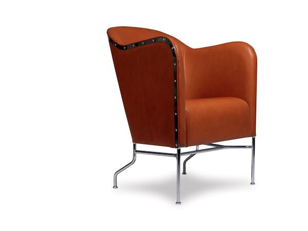 Buztic com fåtölj skinn brun ~ Design Inspiration für die neueste Wohnkultur