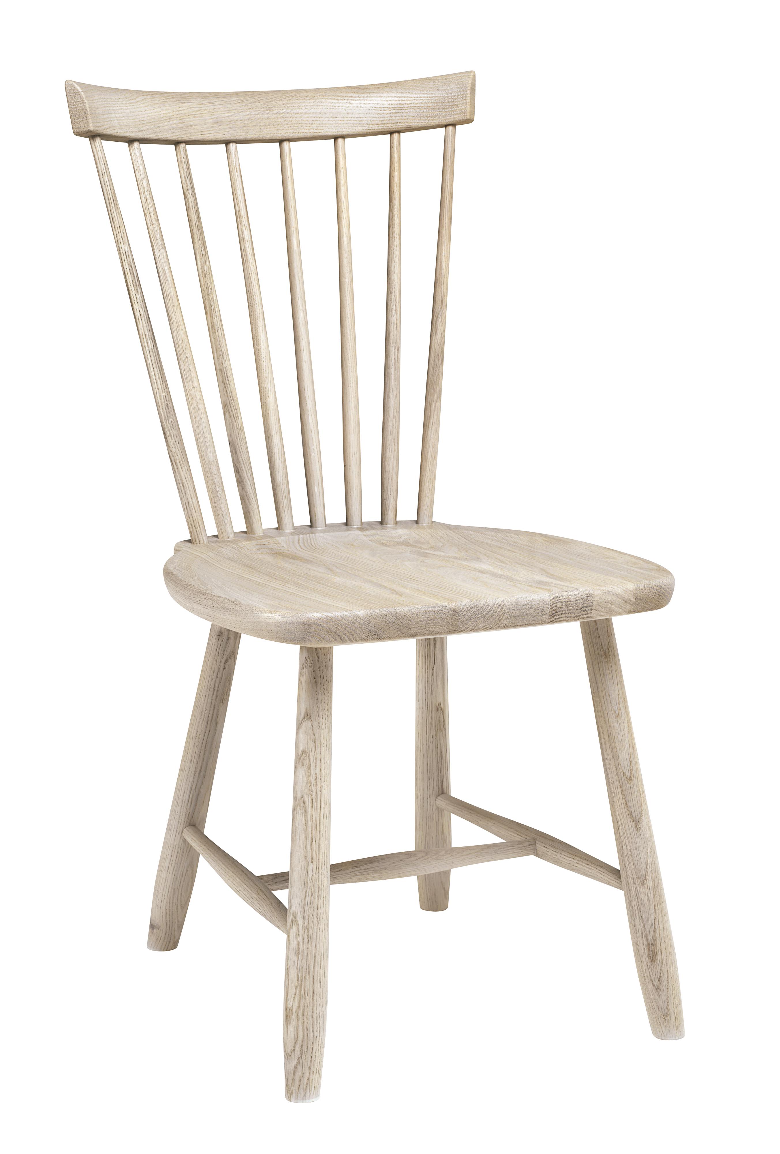 Lillaåland stol vitoljad ek Bredaryds Möbler