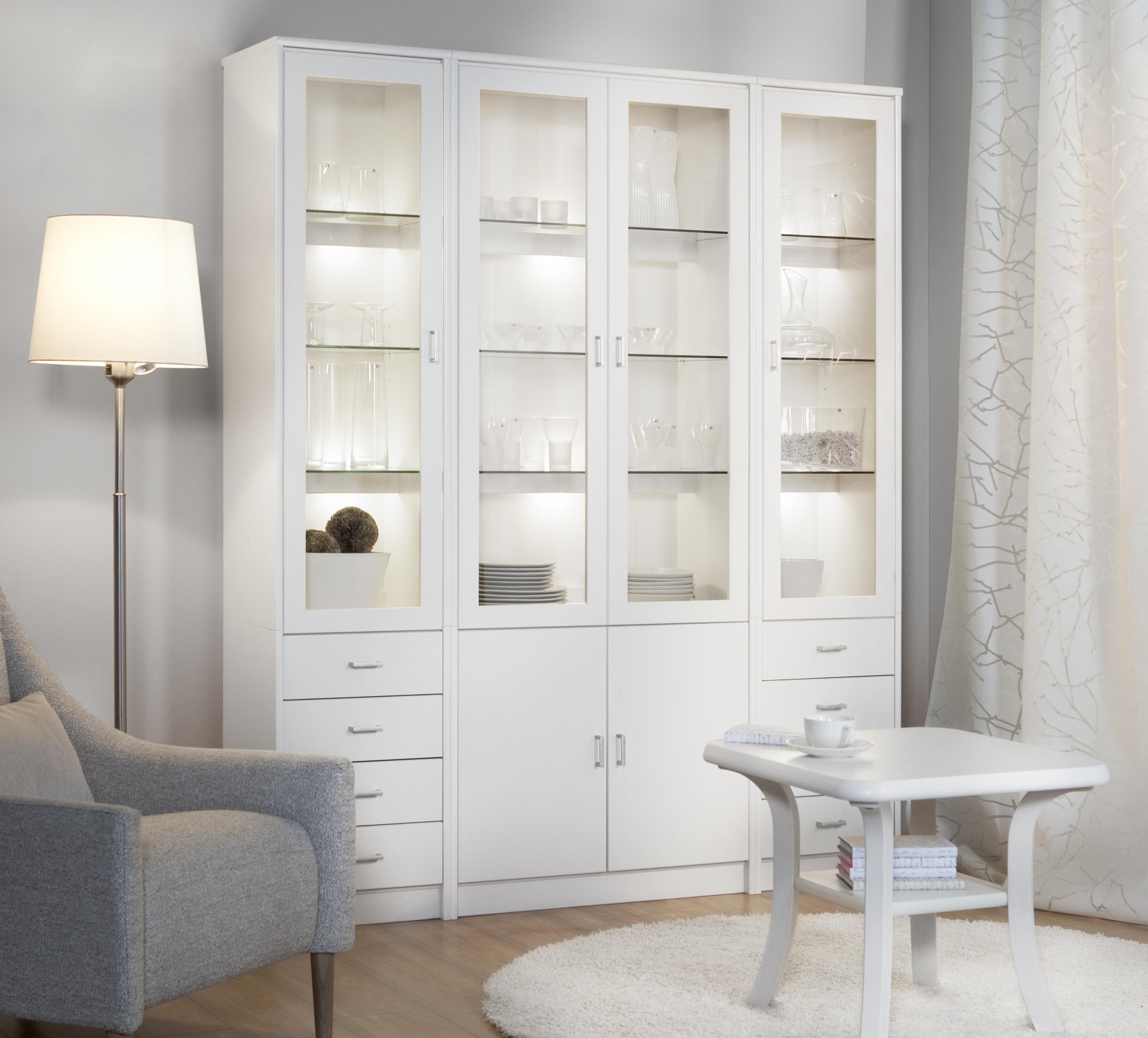bokhylla ek vit ~ regal bokhylla vit  bredaryds möbler