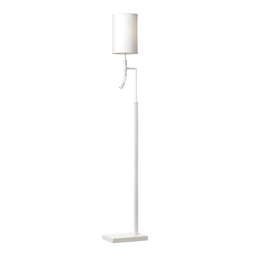 Butler golvlampa vit, svart eller mässing Bredaryds Möbler