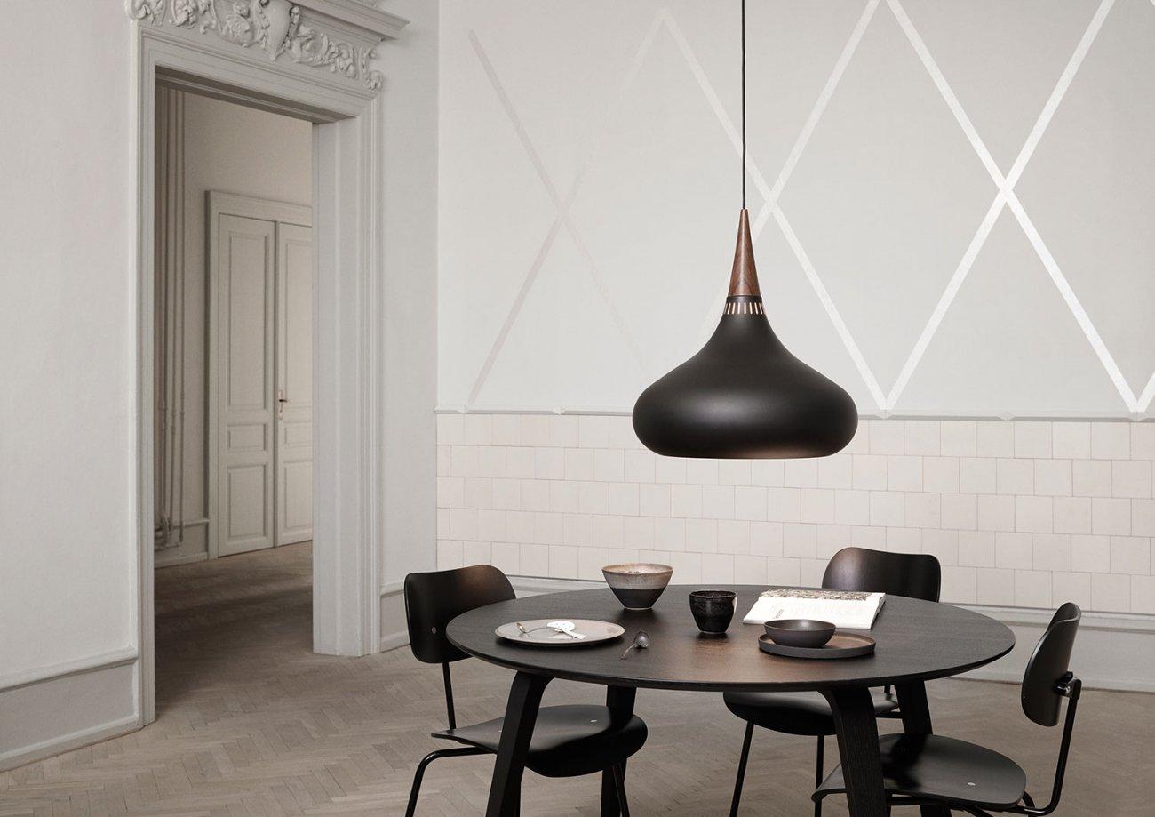 Orient black pendel Bredaryds Möbler